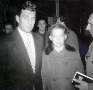 Schon der legendäre Fritz Walter hatte den damals 11jährigen Hans-Jürgen Ferdinand unter seine Fittiche genommen.